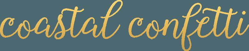 Coast Confetti Logo